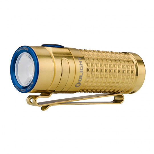 LIMITED EDITION Olight S1R II TI AUTUMN Baton Rechargeable 1000L Flashlight
