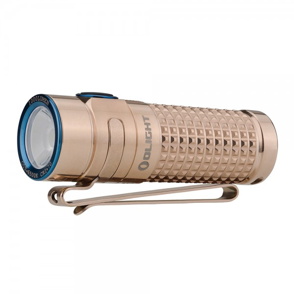 LIMITED EDITION Olight S1R II TI SUMMER Baton Rechargeable 1000L Flashlight