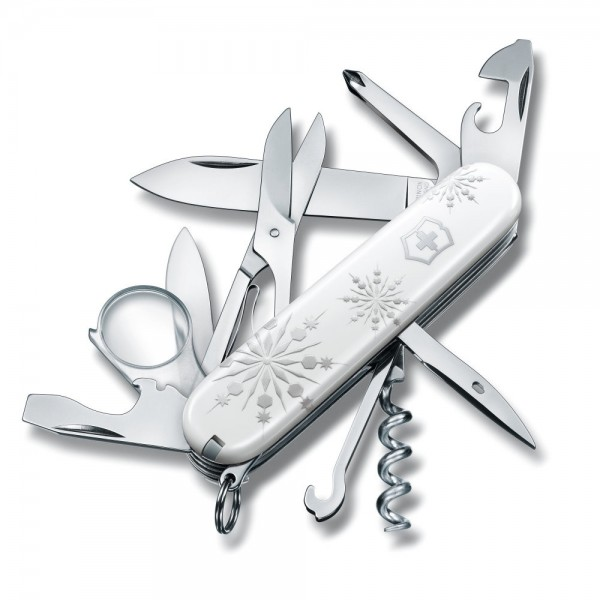 Victorinox Explorer White Christmas 2017 Limited Edition Multitool 1.6703.77