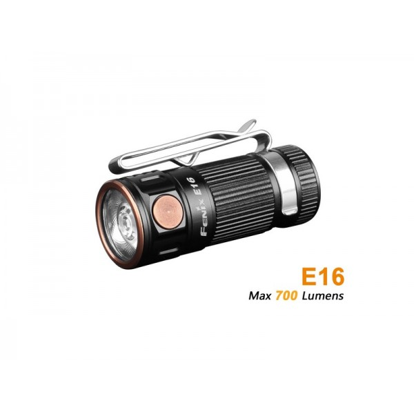 Fenix E16 CREE XP-L HI NW 700L LED Flashlight