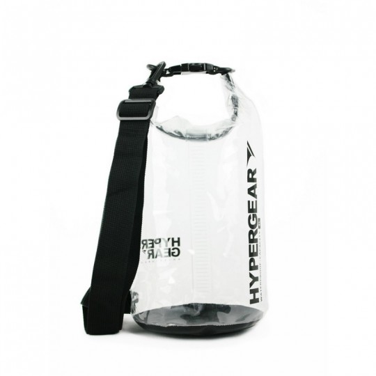 Hypergear Dry Bag Clear Type Water Resistant 5 Liter