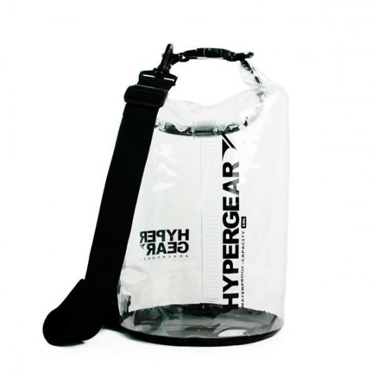 Hypergear Dry Bag Clear Type Water Resistant 10 Liter