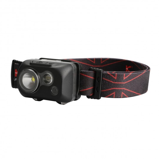 Klarus HC1-R 3 LED White & Red Light 300L Headlamp