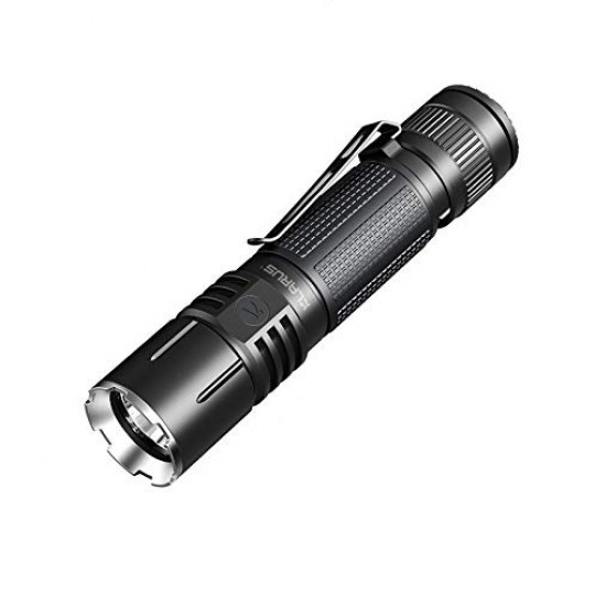 Klarus 360X1 CREE XHP35 LED 1800L Rechargeable Flashlight