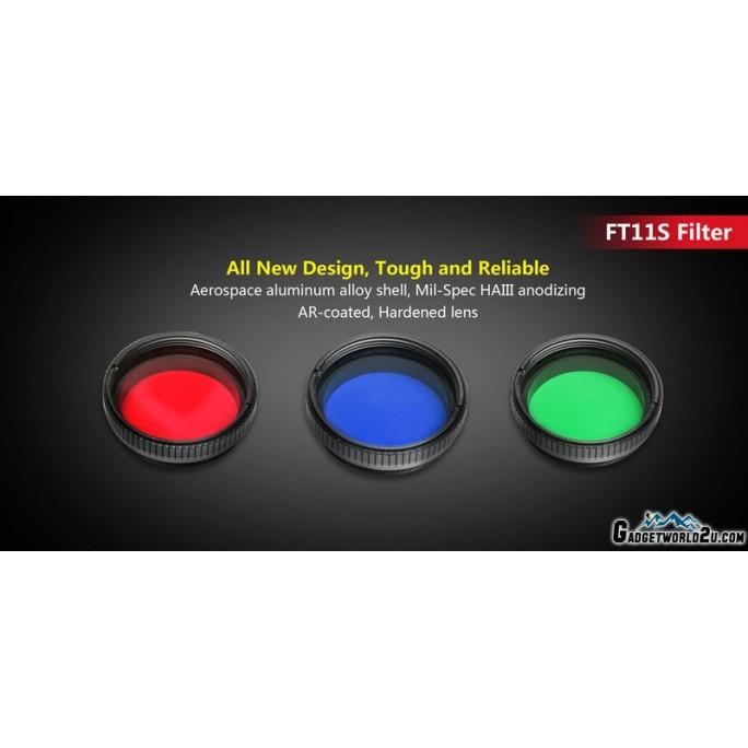 Klarus FT11S Red Filter for XT11 XT11S XT12S XT11GT