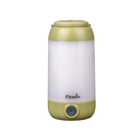 Fenix CL26R 400L Rechargeable Camping Lantern Green