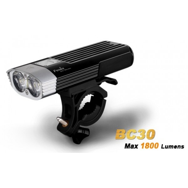Fenix BC30 XM-L2 T6 CREE Neutral White LED 1800 Lumens Bicycle Light
