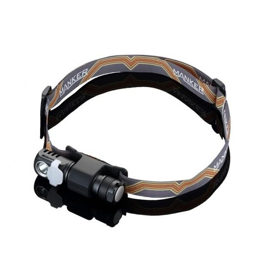 Manker E03H CREE XP-L CW LED 350L Headlamp Flashlight