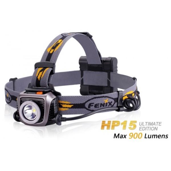 Fenix HP15UE CREE XM-L2 LED 900 Lumens Headlamp