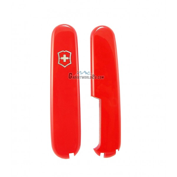 Victorinox 91mm Scale Handles Red with Pen Slot