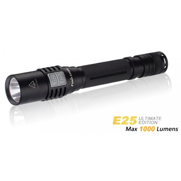 Fenix E25 Ultimate Edition CREE XP-L V5 LED 1000 Lumens Flashlight