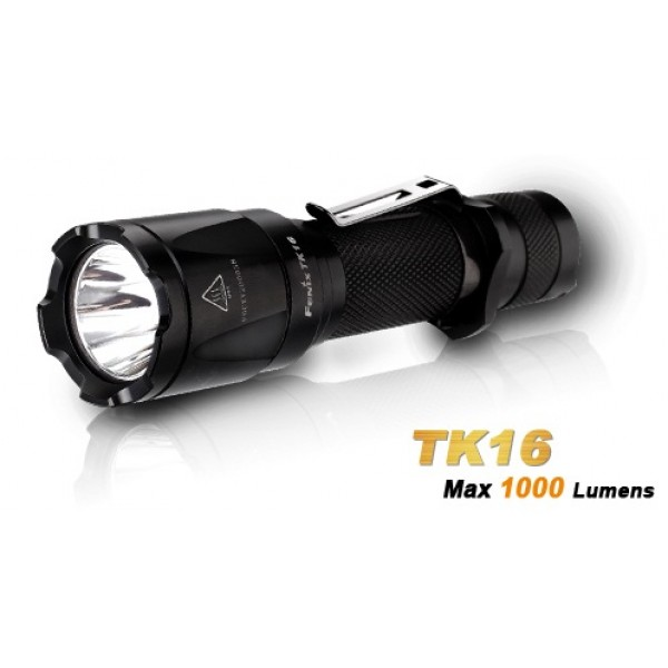 Fenix TK16 CREE XM-L2 LED 1000 Lumens Flashlight