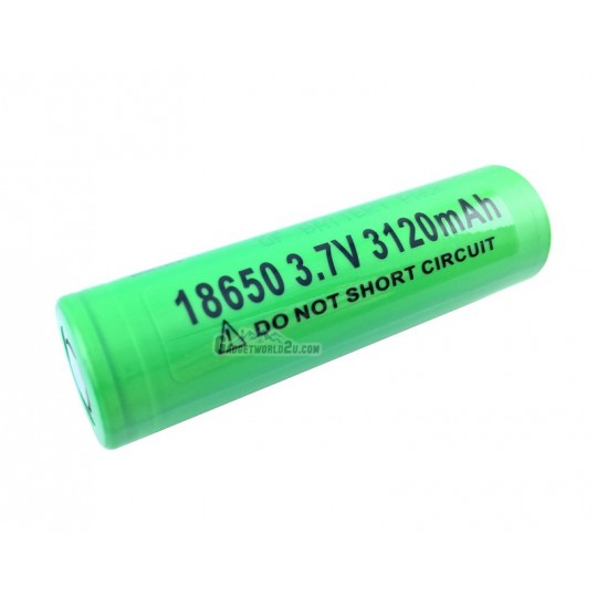 Sony VTC6 UnProtected 18650 3120mAh 3.7V Li-ion Rechargeable Battery Flat Top