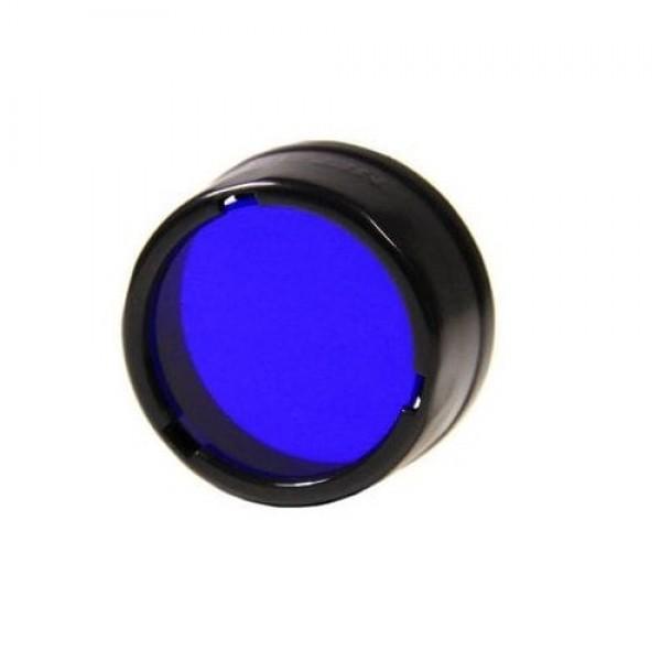 Nitecore NFB25 Blue Filter for Flashlight Head Diameter 25.4mm