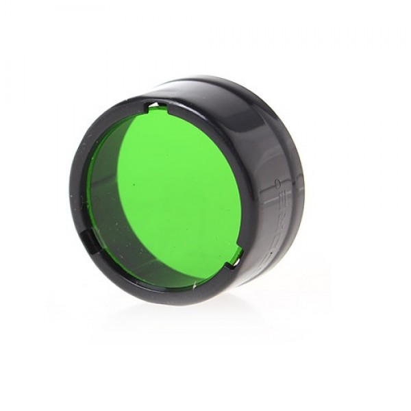 Nitecore NFG25 Green Filter for Flashlight Head Diameter 25.4mm