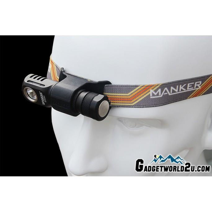Manker E03H Nichia 219C NW LED 240L Headlamp