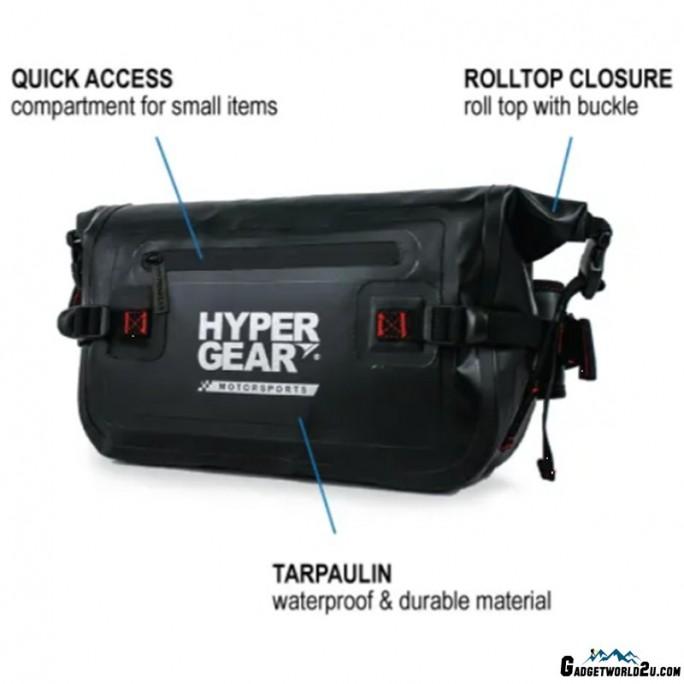 Hypergear Waist Pouch Large V2 Splashproof