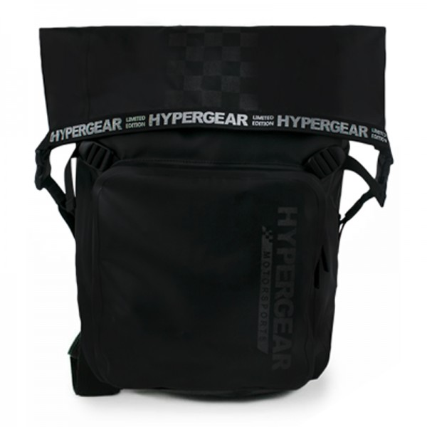 Hypergear Back Pack Dry Pac LaVictory 30 Liter Black