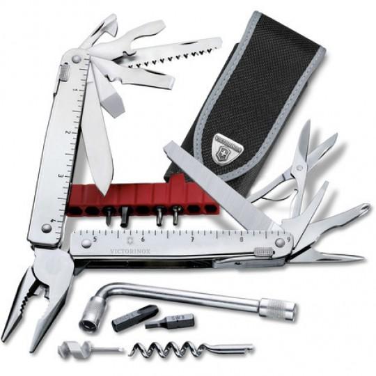 Victorinox SwissTool X Plus Multitool Pocket Knife 3.0338.N