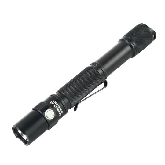 ThruNite Archer 2A V3 CREE XP-L V6 CW LED 500L Flashlight