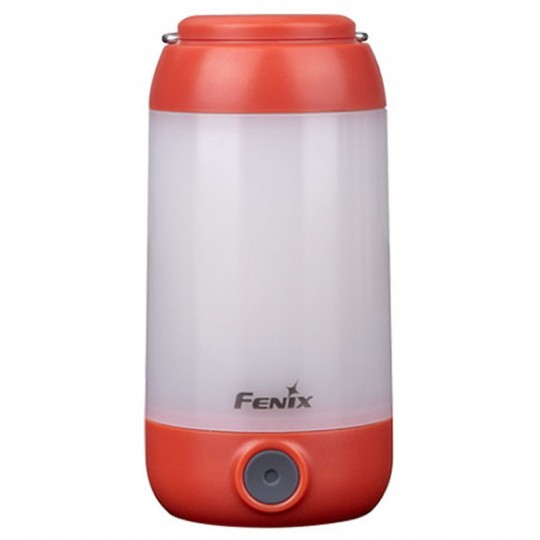 Fenix CL26R Rechargeable 400L Camping Lantern Red