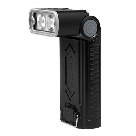 Fenix WT20R CREE LED 400L Rechargeable Multifunctional Work Light Flashlight