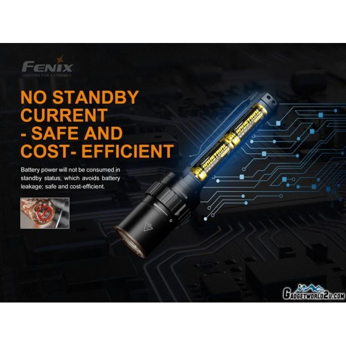 Fenix LD42 CREE XP-L V3 Cool White LED 1000L Flashlight