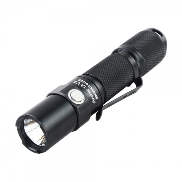 ThruNite Archer 1A V3 CREE XP-L V6 NW LED 200L Flashlight