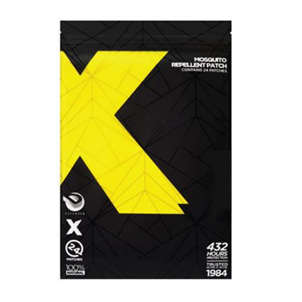 Defender X Natural Mosquito Repellent Patch Packet (24 patches)