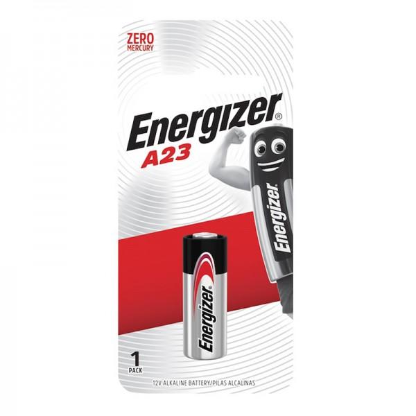 Energizer A23 / 23AE / LR23 / MV21 / L1028 Alkaline 12V Battery