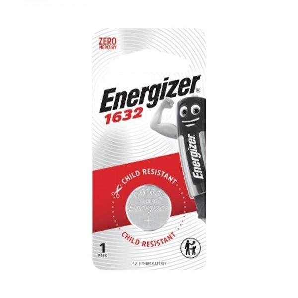 Energizer CR1632 Button Cell Coin 3V Lithium Battery