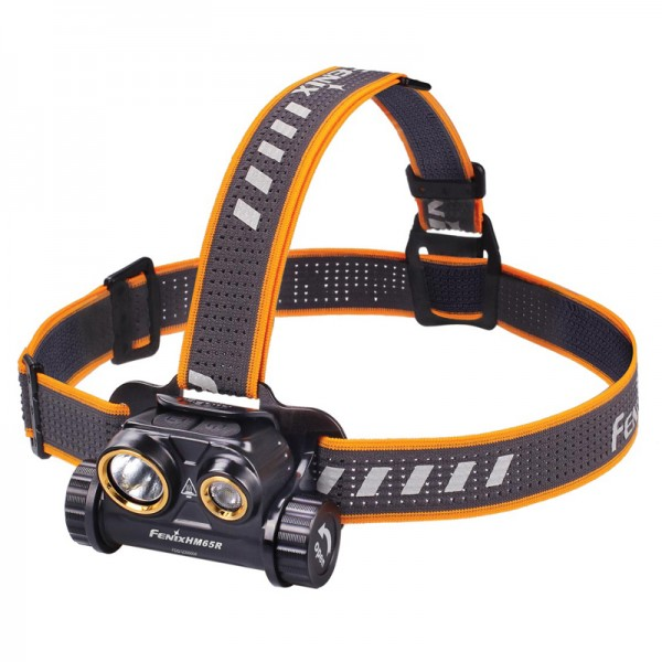 Fenix HM65R CREE XM-L2 U2 LED 1400L Rechargeable Headlamp