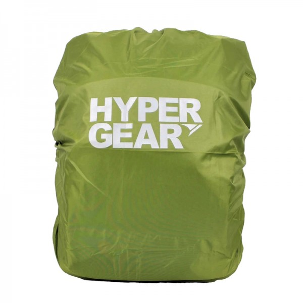 Hypergear Backpack Rain Cover Green