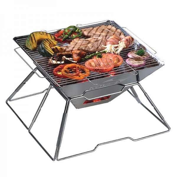 Kovea Magic I Upgrade Stainless BBQ KCG-0712 Cooking Camping Steel Grill