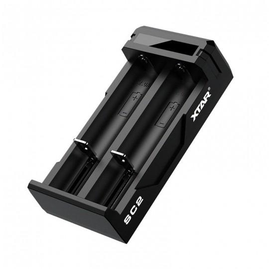 Xtar SC2 18650 21700 26650 USB Lithium-ion Li-ion Battery Charger