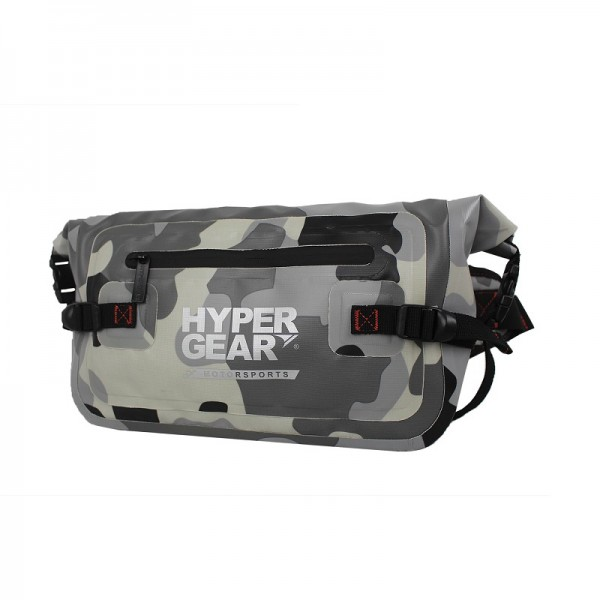 Hypergear Waist Pouch Large V2 Camo Grey Alpha Splashproof
