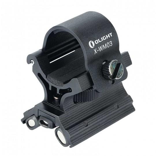Olight X-WM03 Magnetic Gun Mount for Flashlight