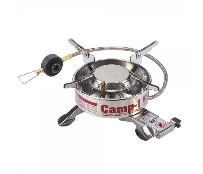 KOVEA Expedition Hose TKB-N9703-1 Camping Gas Stove, hiking, camping, outdoor, adventure, safety, families, cooking, activity