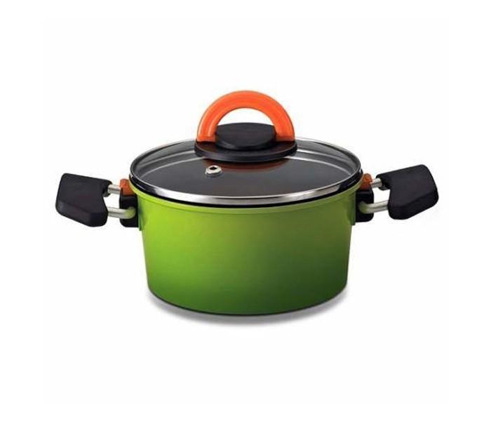 KOVEA Hand Folding Ceramic 16 Cookware, hiking, camping, outdoor, adventure, activity, pot, cooking, hardware, aluminium