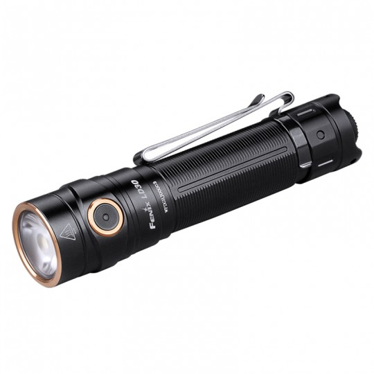 Fenix LD30 Luminus SST40 LED 1600L Rechargeable Flashlight