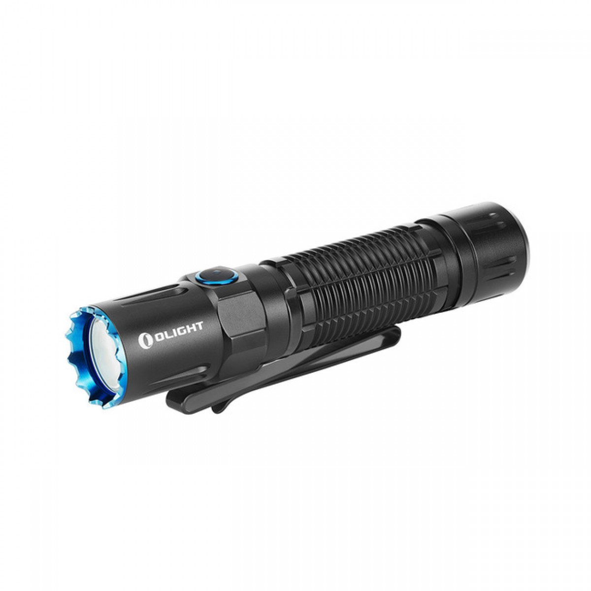 Olight M2R Pro Warrior LED 1800L Rechargeable Flashlight Black