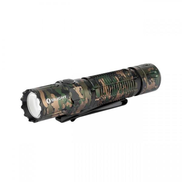 Olight M2R Pro Warrior LED 1800L Rechargeable Flashlight Camo