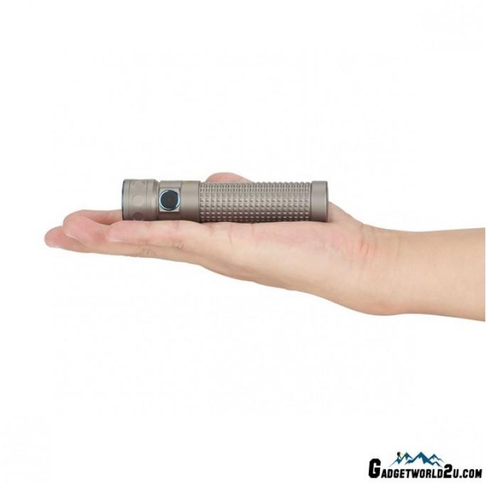 Olight Baton Pro Ti Rechargeable LED 2000L Flashlight