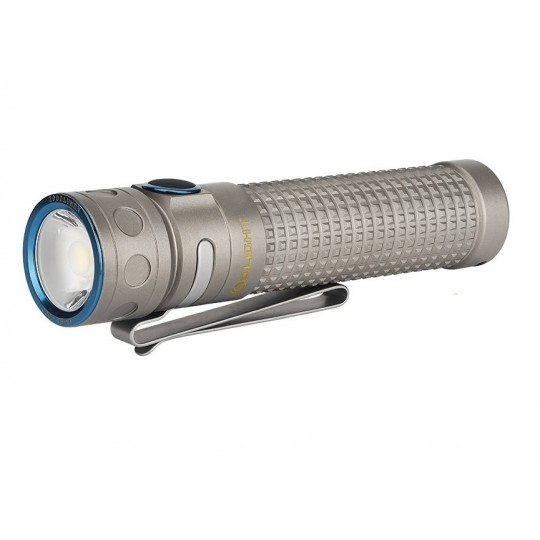 Olight Baton Pro Ti Rechargeable LED 2000L Flashlight