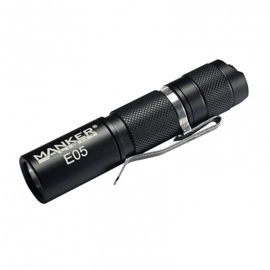 Manker E05 OSRAM KW CSLNM1.TG CW LED 400L Flashlight