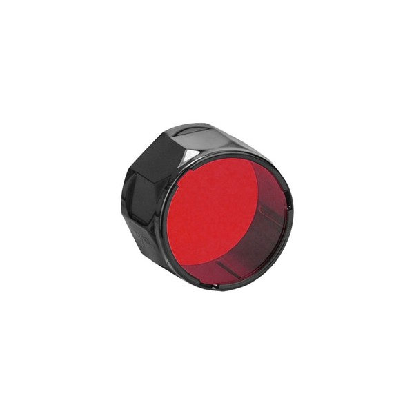 Fenix AD301-R Red Filter Adapter - For 21.5mm Head Diameter