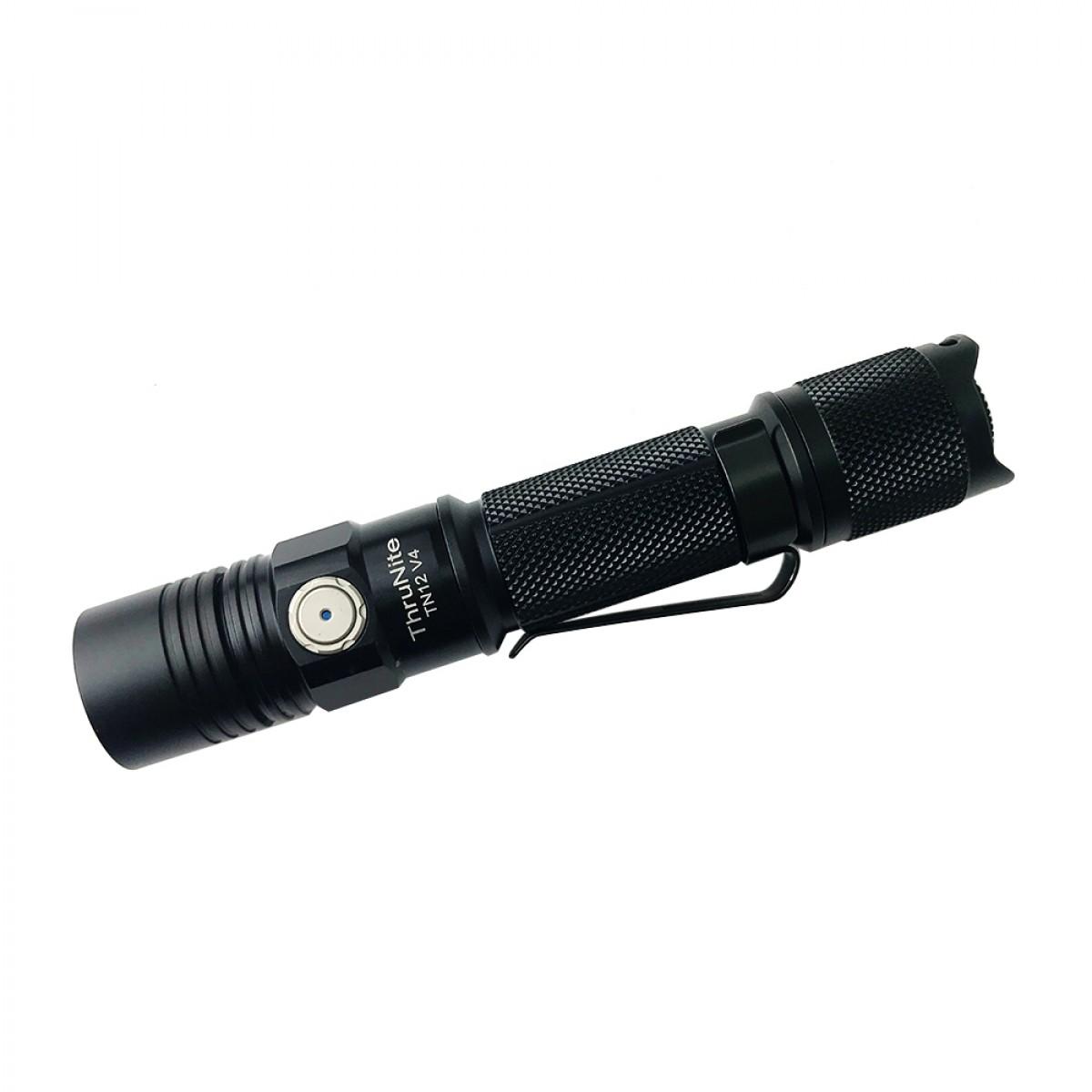 ThruNite TN12 V4 CREE XP-L V6 CW LED 1100L Flashlight
