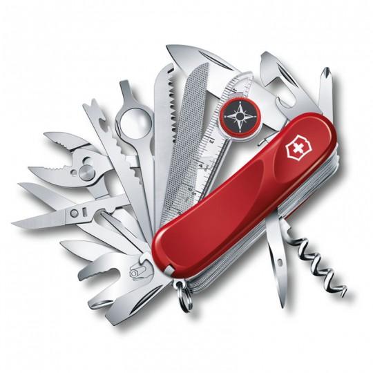 Victorinox Evolution S54 Red Multitool Pocket Knife 2.5393.SE