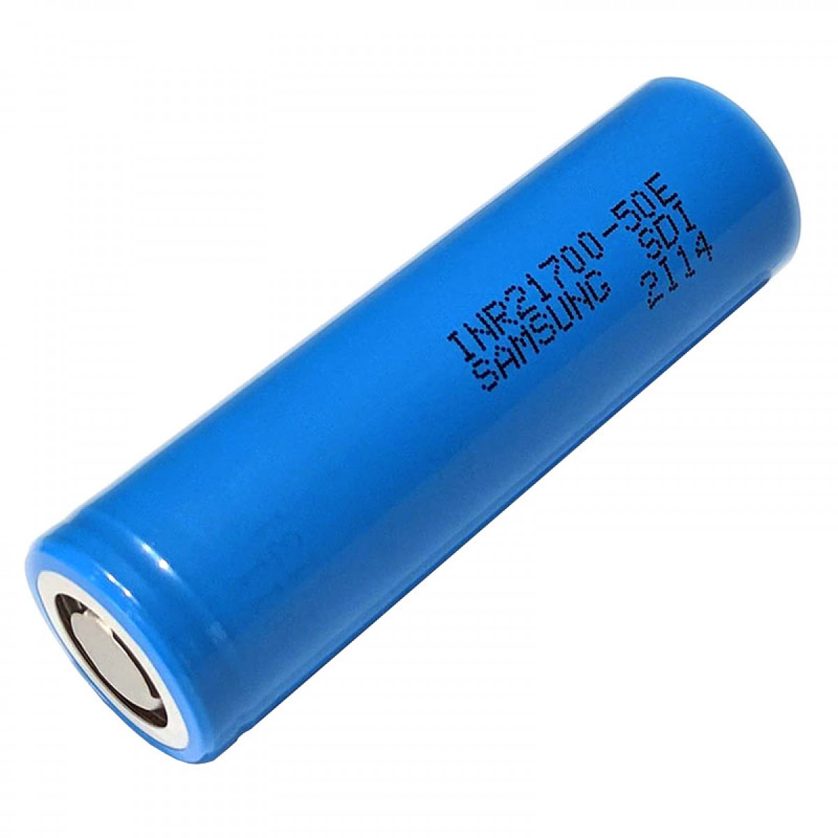 Samsung 21700 INR21700-50E 5000mAh 3.6V Rechargeable Li-ion Battery