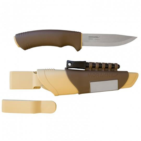 MoraKniv Bushcraft Survival Desert (S) Outdoor Knife 13033